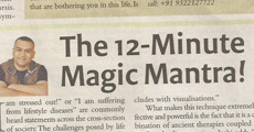 The 12 Minute Magic Mantra!