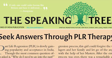 The Speaking Tree - Seek Answers Through PLR Therapy