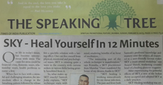 The Speaking Trees - SKY Heal Your Self in 12 Minutes
